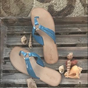 Lilly Pulitzer McKim sandal Size 8M